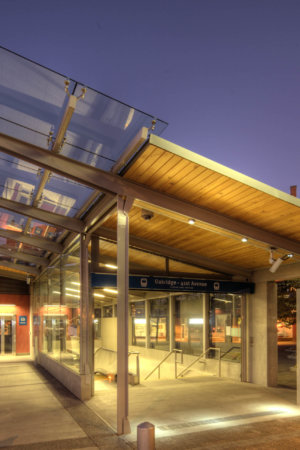 CANADA LINE SKYTRAIN STATIONS