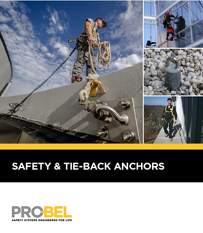 Safety & Tie Back Anchors