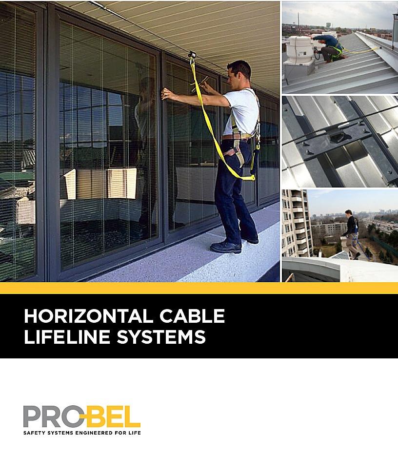 Horizontal Cable Lifeline