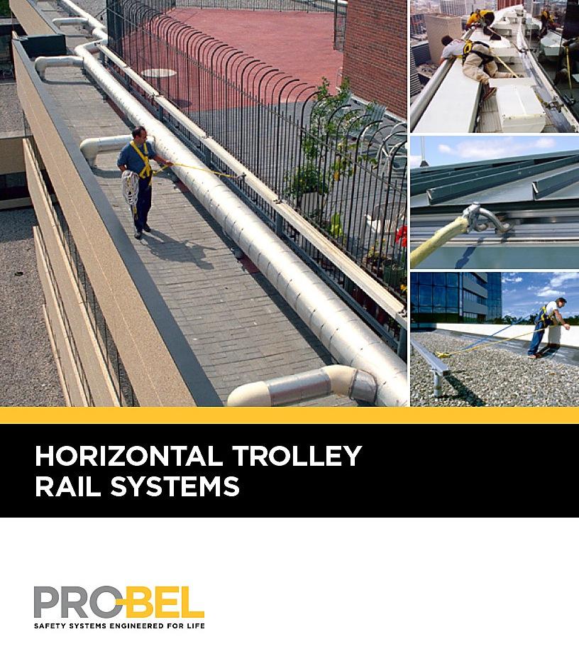 Horizontal Trolley Rail