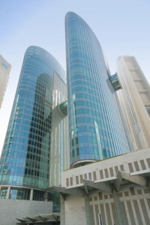 Emirates Financial Towers - Dubai