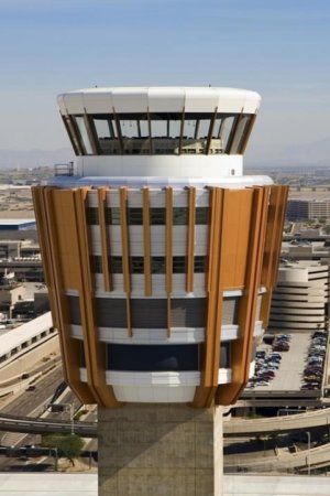 Phoenix Sky Harbor International Airport - FAA Tower