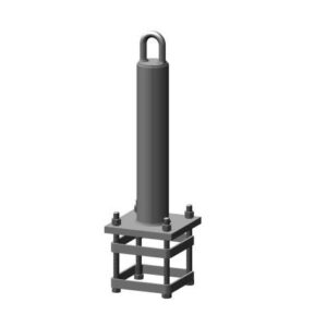 Roof Anchor - Cast-in-Cage
