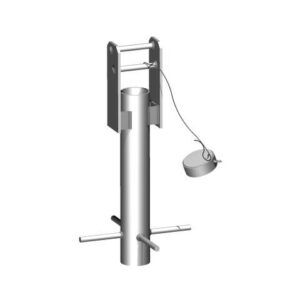 Vertical Rigging Sleeve - Cast-In-Place