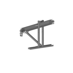 Outrigger Beam - Portable - Angled - Pin Down to Anchor